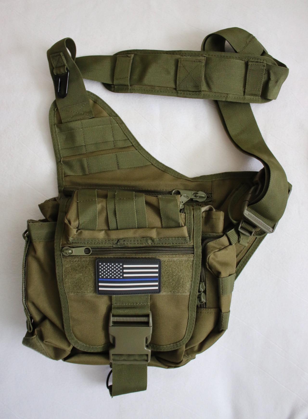 Advanced Tactical Go Bag Kit